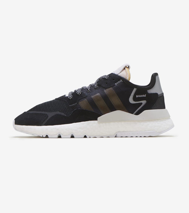 Adidas  Nite Jogger  Black - CG6253 | Jimmy Jazz