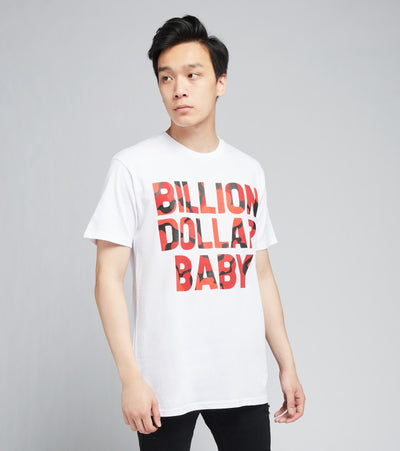 Billion Dollar Baby   Cherry Camo Tee  White - CHERRYCAMOTEE-WHT | Jimmy Jazz