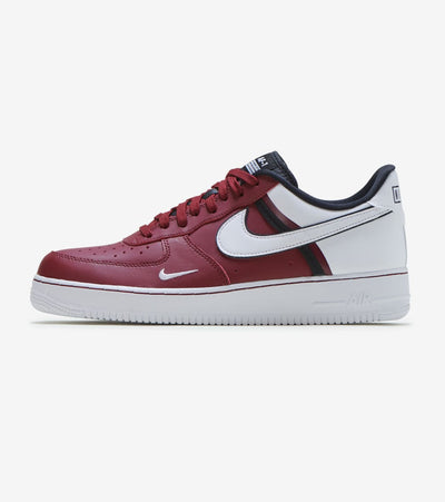 Nike  Air Force 1 '07 LV8 2  Red - CI0061-600 | Jimmy Jazz
