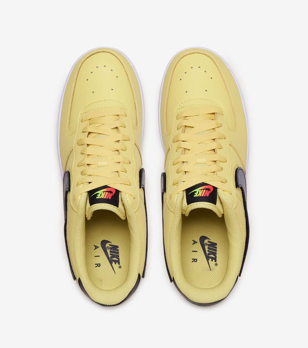 Nike  Air Force 1 07 LV8  Yellow - CI0064-700 | Jimmy Jazz