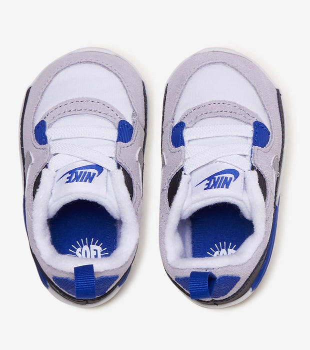 "Nike  Air Max 90 Crib ""Hyper Royal""  White - CI0424-103 