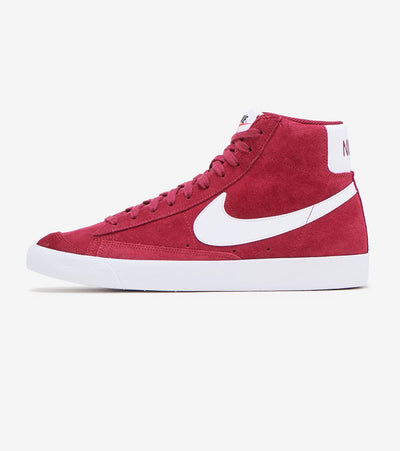 Nike  Blazer Mid 77 Suede  Red - CI1172-601 | Jimmy Jazz