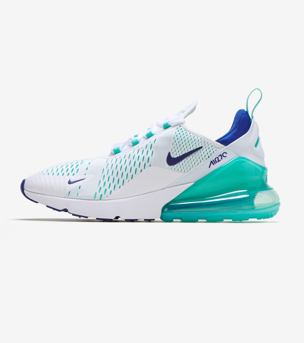 Nike Air Max 270 Shoes in White Size 8