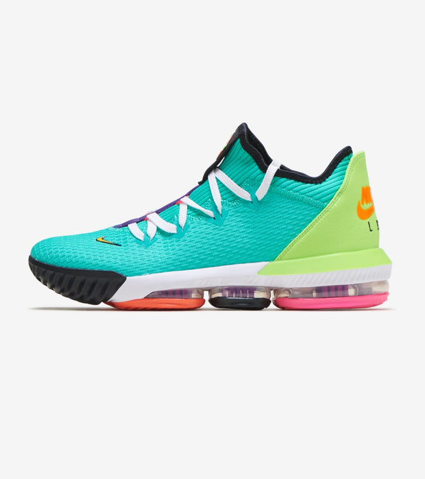 "Nike  LeBron XVI Low ""Air LBJ""  Multi - CI2668-301 