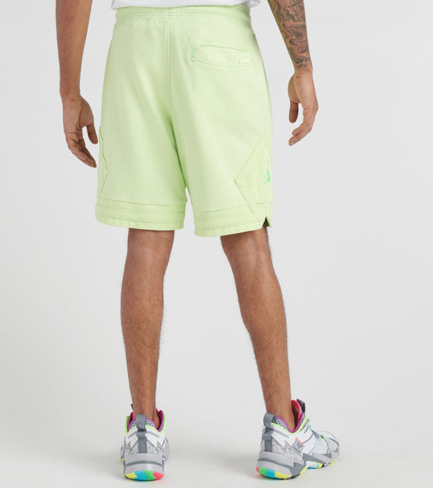 Jordan  Michael Jordan Washed Fleece Pants  Green - CI7907-380 | Jimmy Jazz