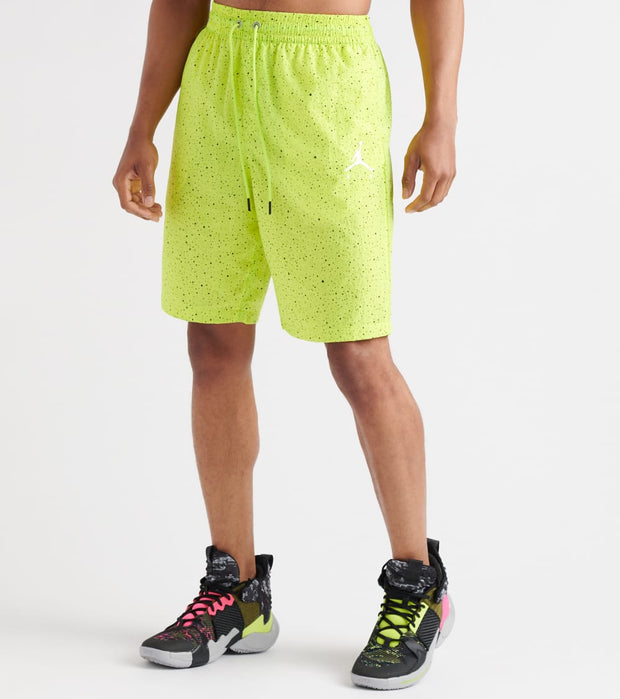Jordan  Jumpman Cement Poolside Shorts  Green - CI9133-345 | Jimmy Jazz