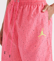 Jordan  Jumpman Cement Poolside Shorts  Pink - CI9133-639 | Jimmy Jazz