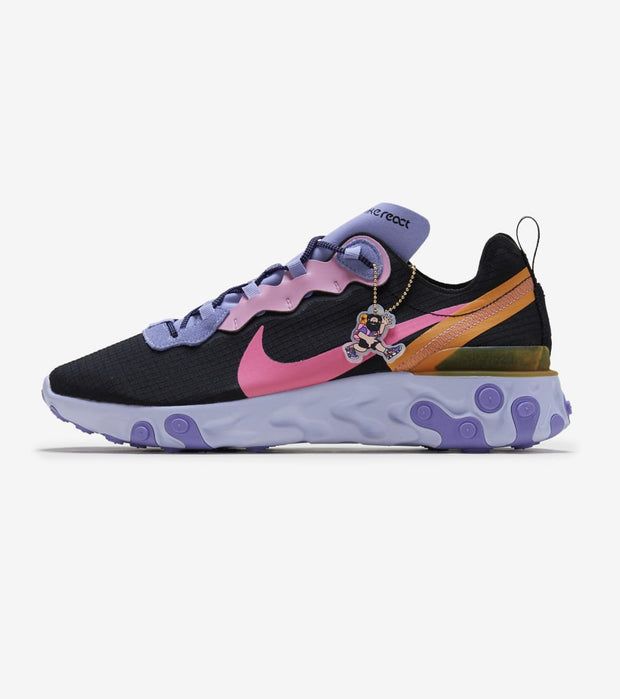 Nike  React Element 55 PRM  Black - CI9593-001 | Jimmy Jazz