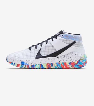 "Nike  KD13 ""Home Team""  White - CI9948-900 