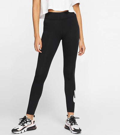 Nike  NSW Legasee Futura Legging  Black - CJ2297-011 | Jimmy Jazz
