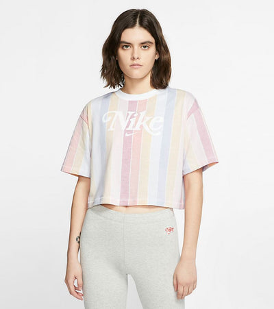 Nike  NSW Retro Femme Top  Multi - CJ2502-100 | Jimmy Jazz