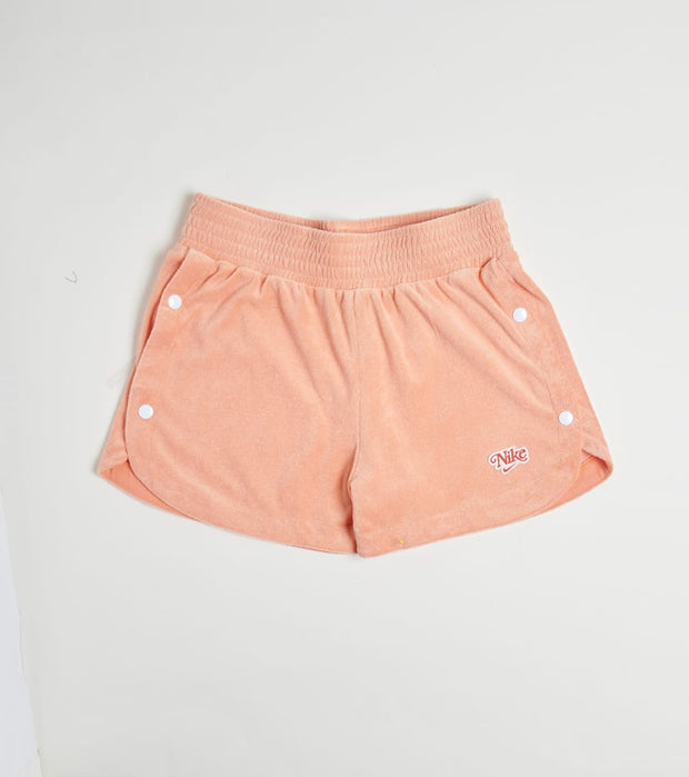 Nike  NSW Retro Femme Terry Short  Orange - CJ2510-871 | Jimmy Jazz