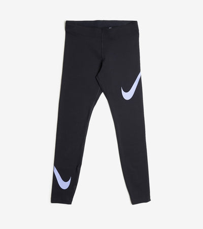 Nike  NSW Legasee Swoosh Legging  Black - CJ2655-015 | Jimmy Jazz