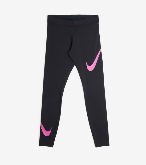 Nike  NSW Legasee Swoosh Legging  Black - CJ2655-016 | Jimmy Jazz