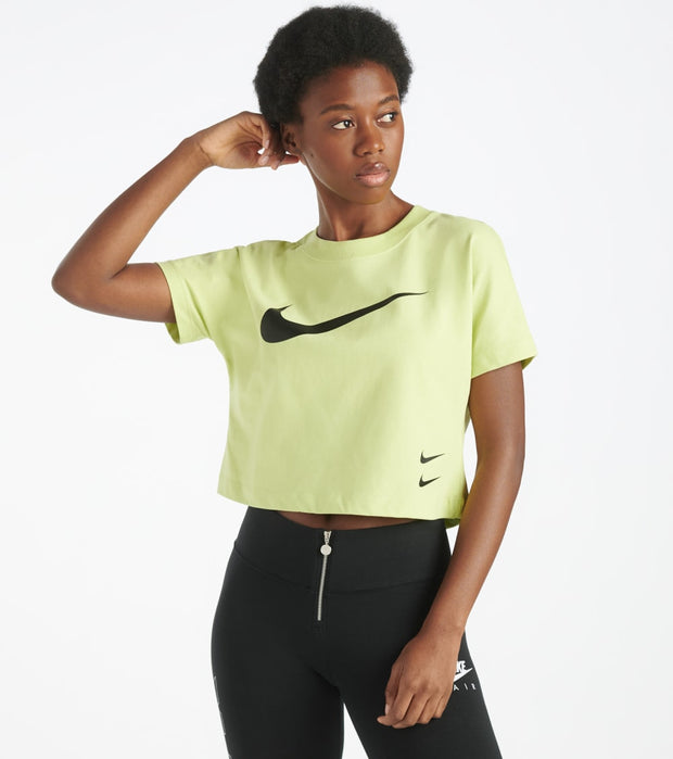 Nike  NSW Swoosh Top  Green - CJ3764-367 | Jimmy Jazz