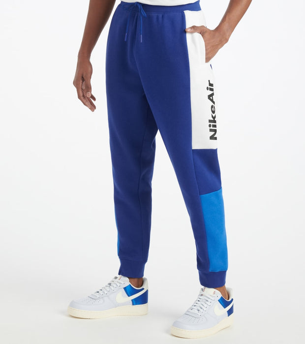 Nike  NSW Nike Air Fleece Pants  Blue - CJ4830-455 | Jimmy Jazz