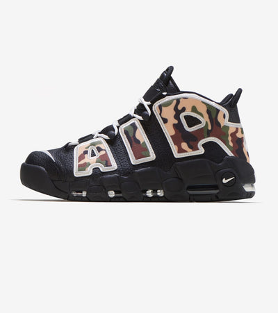 Nike  Air More Uptempo '96 QS  Black - CJ6122-001 | Jimmy Jazz