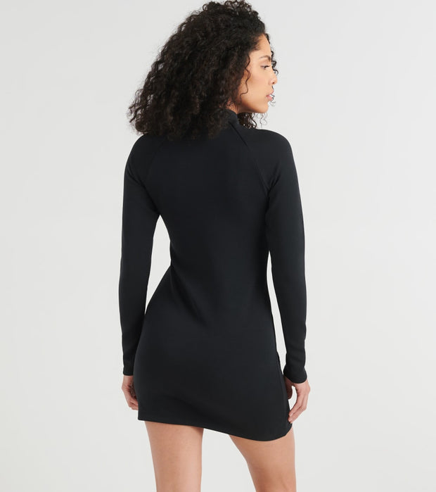 Nike  NSW Long Sleeve Dress  Black - CJ6349-010 | Jimmy Jazz