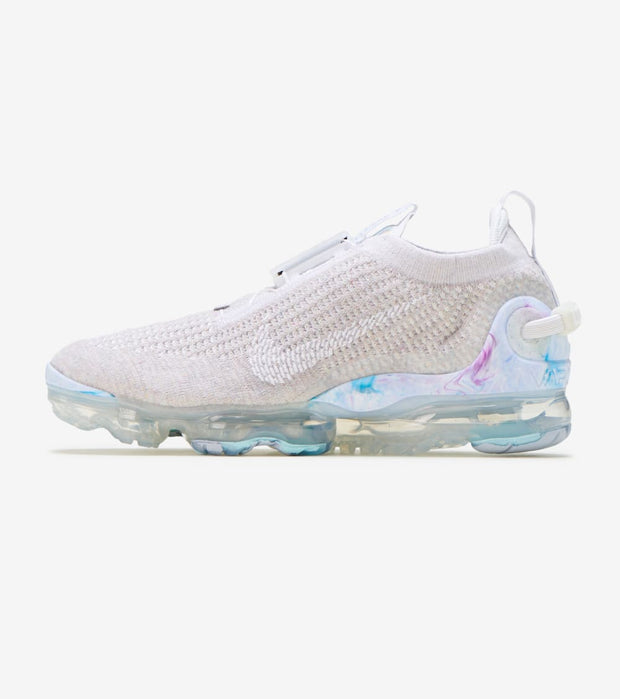Nike  Air Vapormax 2020 Flyknit Summit White  White - CJ6741-100 | Jimmy Jazz