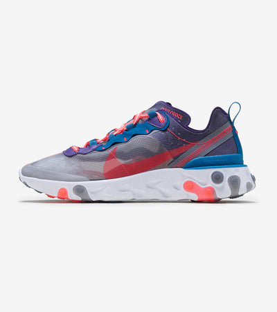 Nike  React Element 87  Black - CJ6897-061 | Jimmy Jazz