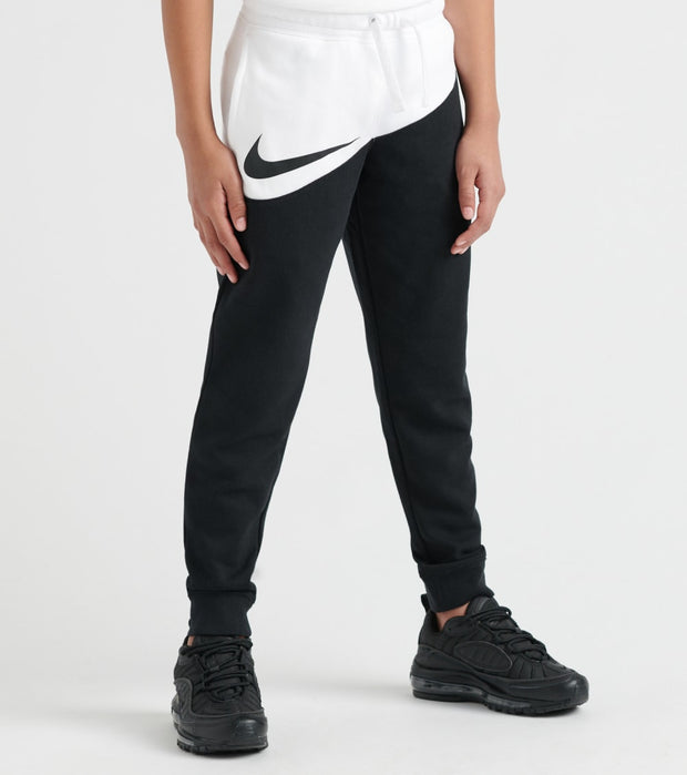 Nike  Boys Swoosh Pants  Black - CJ6969-010 | Jimmy Jazz
