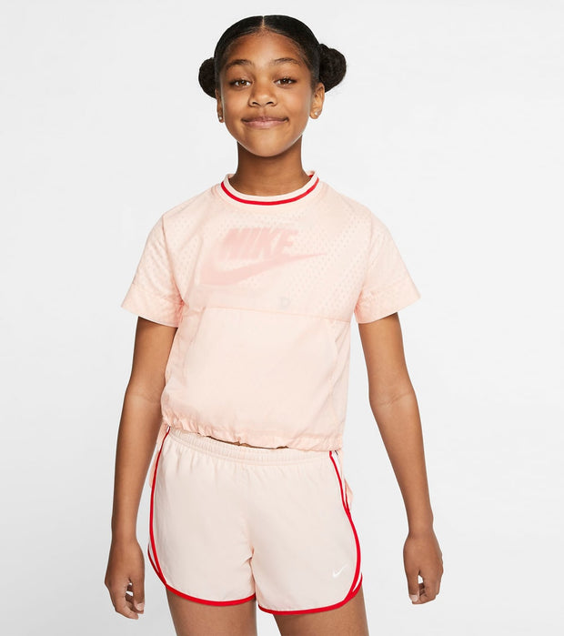 Nike  Girls Nike Air Top  Pink - CJ7534-664 | Jimmy Jazz