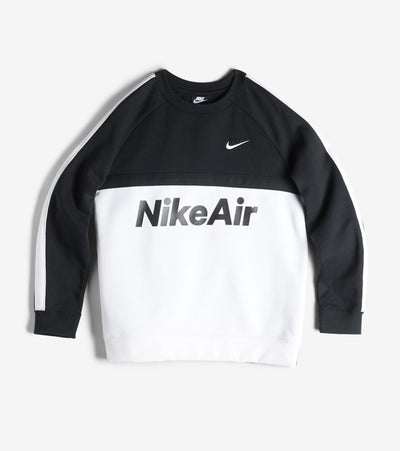 Nike  Boys 8-20 NSW Nike Air Sweatshirt  Black - CJ7850-011 | Jimmy Jazz