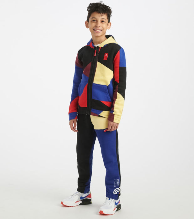 Nike  Boys 8-20 Kyrie Fleece Full Zip Hoodie  Multi - CJ8061-657 | Jimmy Jazz