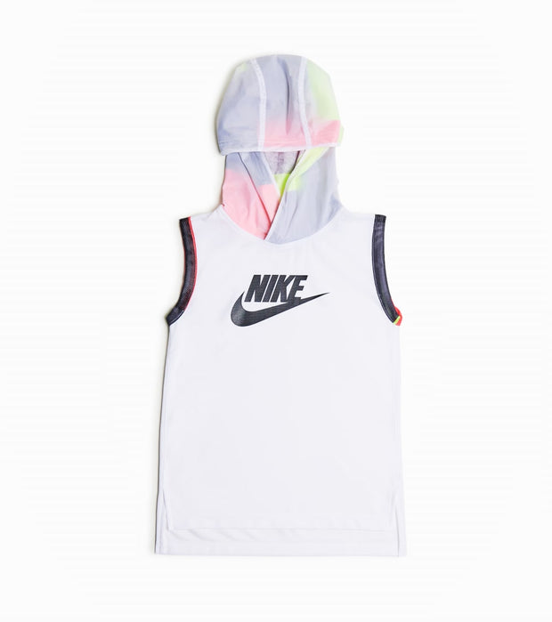 Nike  NSW Mesh Top  White - CJ8282-100 | Jimmy Jazz