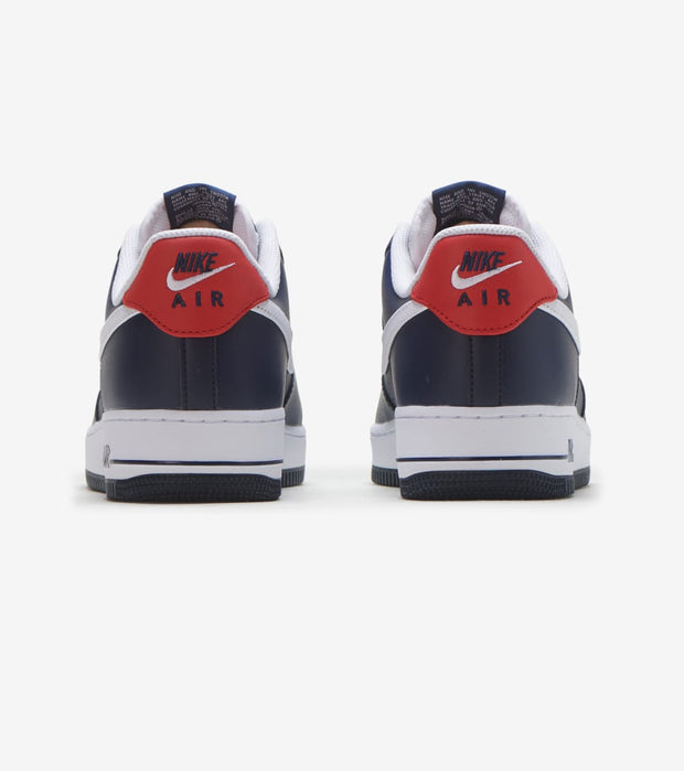 Nike  Air Force 1 07 LV8  Navy - CJ8731-400 | Jimmy Jazz