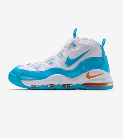 "Nike  Air Max Uptempo 95 ""Blue Fury""  White - CK0892-100 
