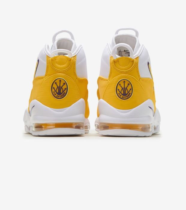 Nike  Air Max Uptempo 95  Yellow - CK0892-102 | Jimmy Jazz