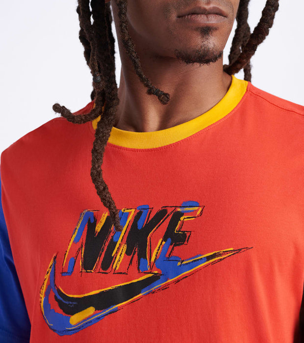 Nike  NSW Remix Tee    Red - CK2675-634 | Jimmy Jazz