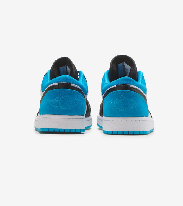 "Jordan  Air Jordan 1 Low ""Laser Blue""  Black - CK3022-004 