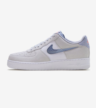 "Nike  Air Force 1 '07 LV8 ""Indigo Fog""  Grey - CK4383-001 