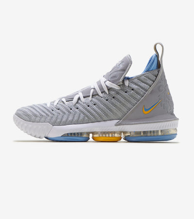 "Nike  Lebron XVI QS ""Lakers""  Grey - CK4765-001 