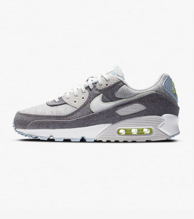 Nike  Air Max 90 NRG Recycled Canvas  Grey - CK6467-001 | Jimmy Jazz