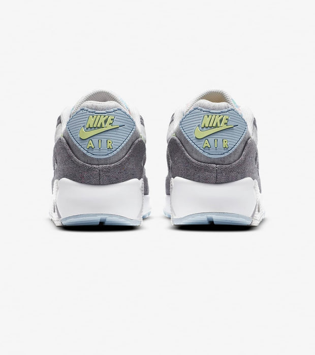 Nike  Air Max 90 NRG Recycled Canvas  Grey - CK6467-001 | Shin