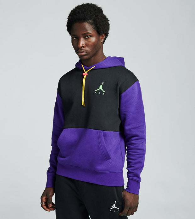 Jordan  MJ Jumpman Air Fleece Pullover Hoodie  Purple - CK6684-547 | Jimmy Jazz