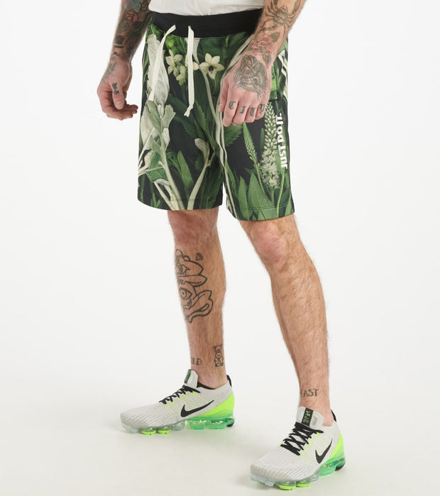 Nike  NSW Floral Alumni Short  Green - CK8278-083 | Jimmy Jazz