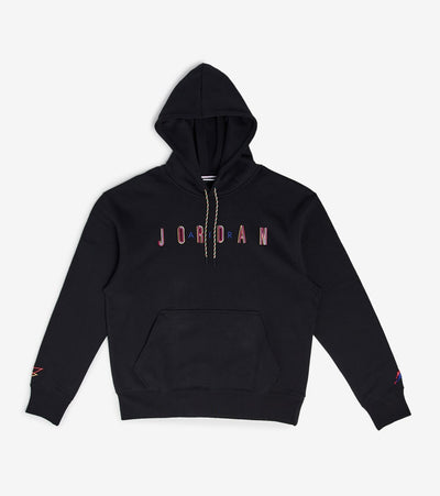 Jordan  Jordan Sport DNA Fleece Hoodie  Black - CK9567-010 | Jimmy Jazz