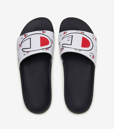 "Champion  IPO Repeat ""C"" Slide  Black - CM100335M 