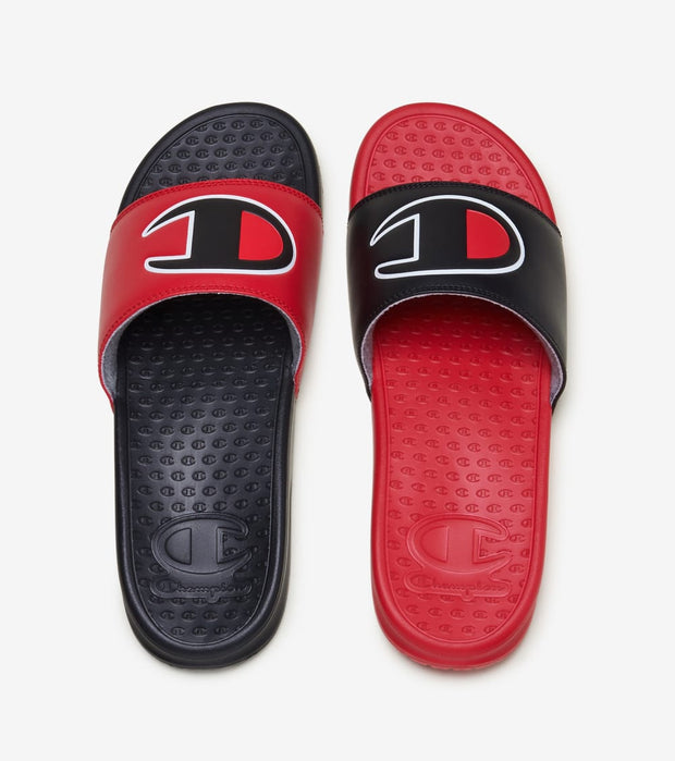 Champion  Mix and Match Slide  Red - CM100339M | Jimmy Jazz
