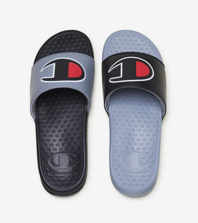 Champion  Super Slide Mix Match  Grey - CM100342M | Jimmy Jazz