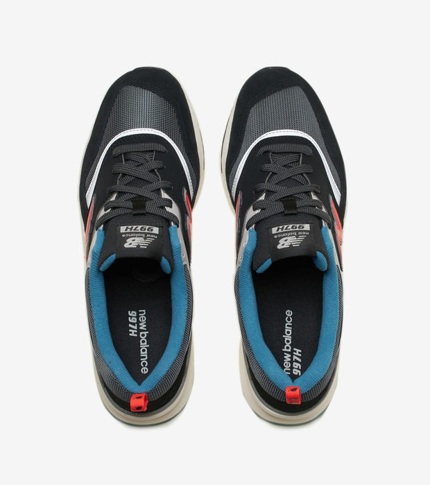 New Balance  997H  Black - CM997HAI | Jimmy Jazz
