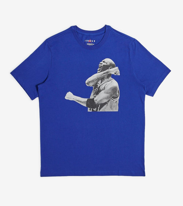 Jordan  Jordan Photo Tee  Blue - CN3588-455 | Jimmy Jazz