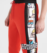 Freeze  Cartoon Network Pants  Red - CN40002-RED | Jimmy Jazz