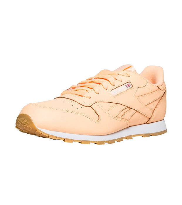 Reebok  Classic Leather Gum  Orange - CN4097 | Jimmy Jazz