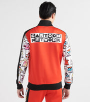 Freeze  Cartoon Network Track Jacket  Red - CN60001-RED | Jimmy Jazz