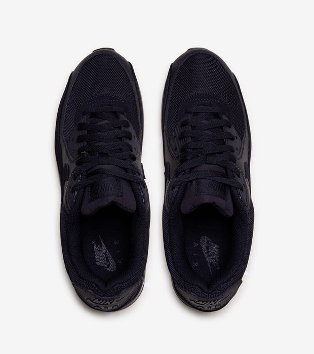 "Nike  Air Max 90 ""Triple Black""  Black - CN8490-003 